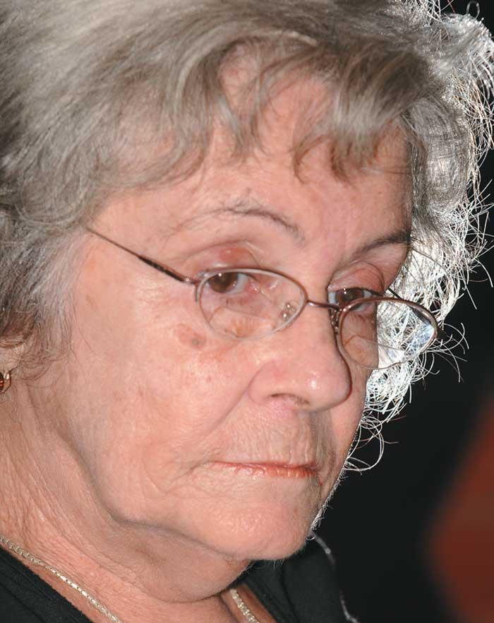 María Haydée Terán.