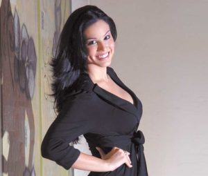 Cristiana Frixione. Miss Nicaragua 2006.