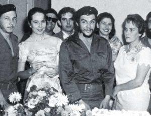 En junio de 1959, se casó con Aleida March, una militante cubana, a quien conoció durante la ofensiva final sobre el régimen de Batista, poco antes de la batalla de Santa Clara.