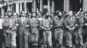 """Durante la revolución y el establecimiento del nuevo régimen cubano, Ernesto """"Che"""" Guevara no gozaba de la confianza absoluta"""