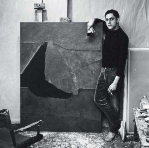 Siendo un veinteañero se ganó la beca Guggenheim para estudiar en Nueva York.