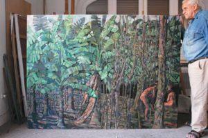Selvas tropicales. Armando Morales