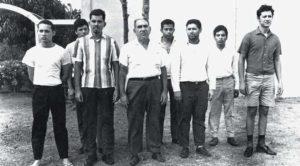 Presos de la cárcel Modelo. Foto cortesía de Nicolás López Maltez.
