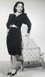 Lillian Molieri Bermúdez. Cine