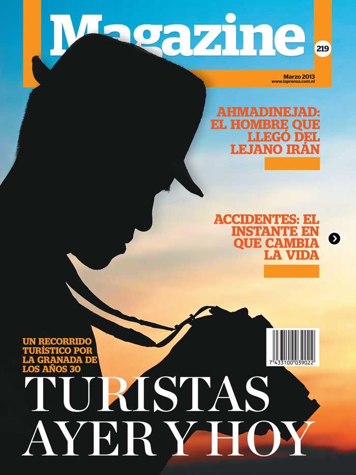 Magazine, Marzo 2013