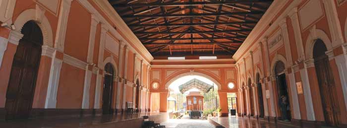 Estación de Ferrocarril en Granada