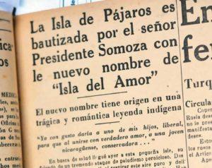 Este es un extracto del artículo publicado por Anastasio Somoza García, el 14 de enero de 1940, en el diario La Prensa