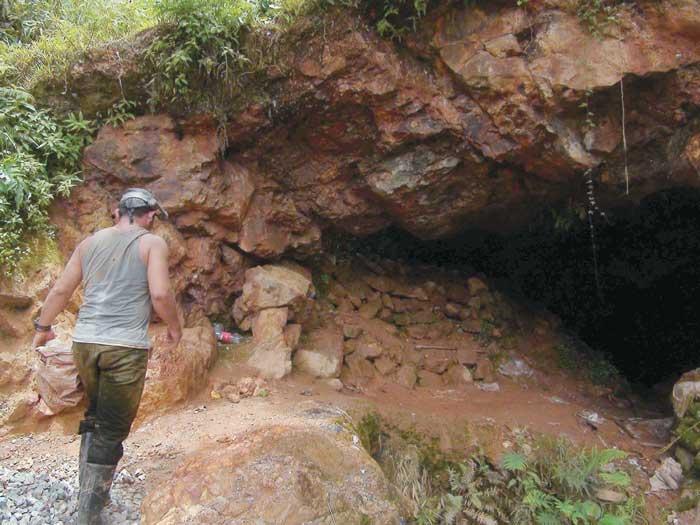 minas nicaragüenses