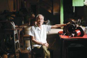 Francisco Quant está esperanzado en revivir su negocio