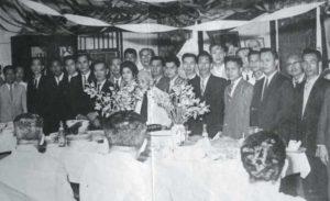 La fiesta más grande era el 1 de octubre, día de la República Popular de China.