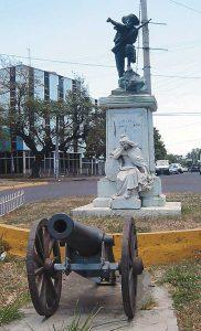 La Estatua de Montoya