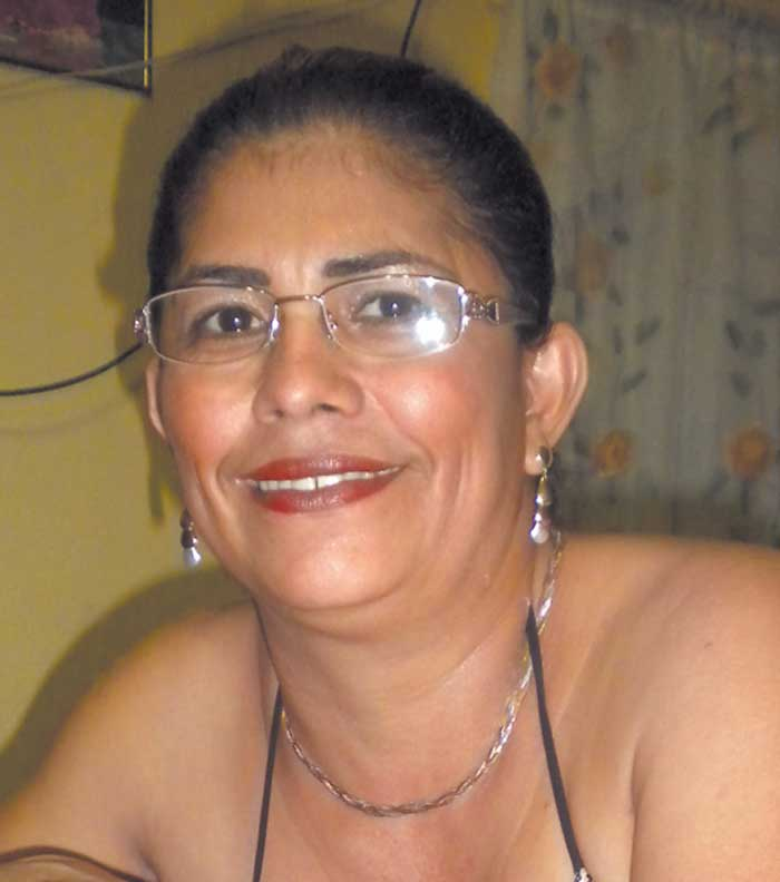 María Victoria Medina