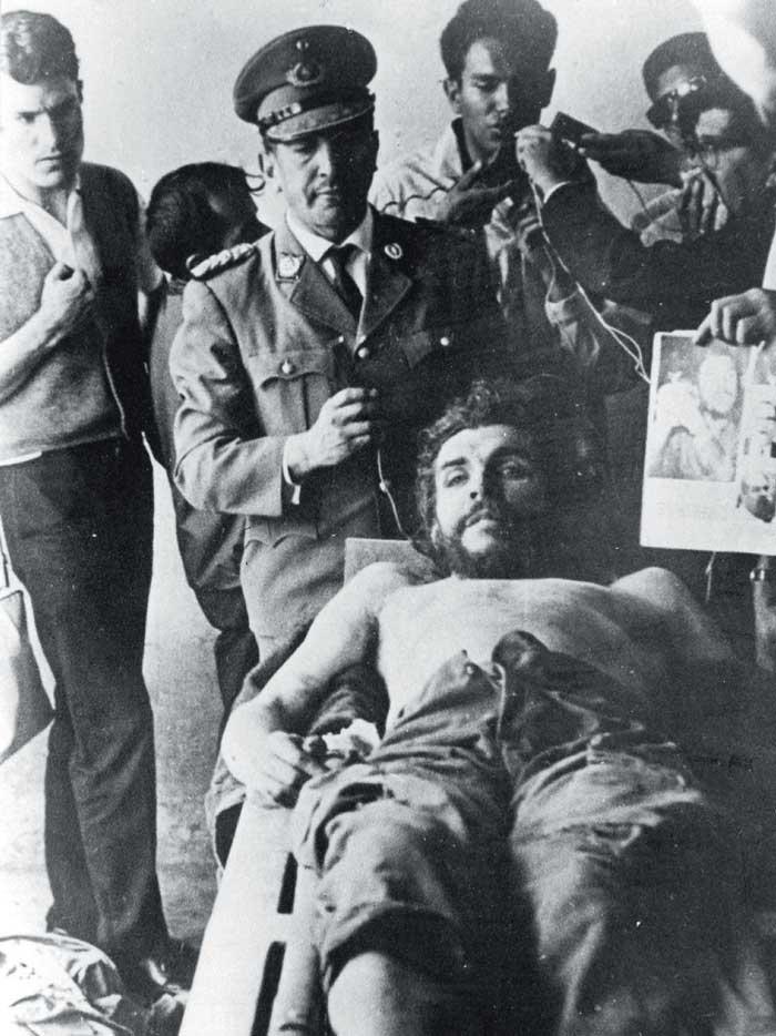 """El cadáver del """"Che"""""""