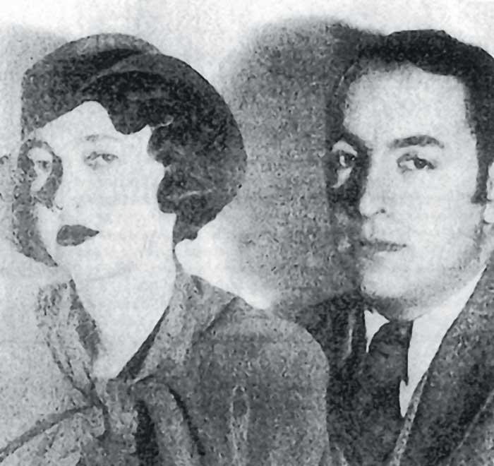 Pablo Neruda se casó con Hagenaar en 1930.