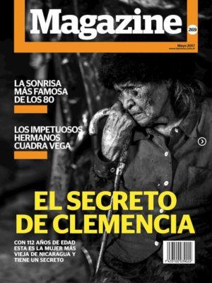 Portada Revista Magazine 269