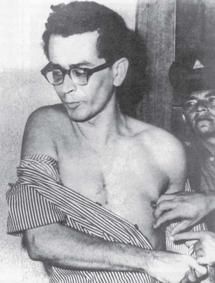 En los juzgados del Trébol, Carlos Fonseca Amador