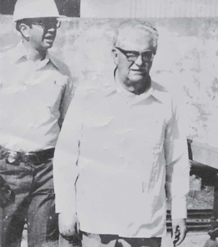 Don Fausto Amador Alemán