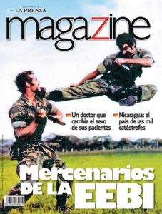 Mercenarios de la EBBI