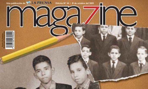 Magazine, octubre 2005