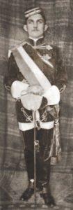 Enrique Geyer Abaunza participó en la Batalla de Verdún, considerada la más larga y de las más sangrientas de la Primera Guerra Mundial. Luchó bajo la bandera de Alemania.
