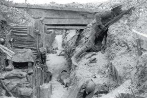 Se calcula que la Gran Guerra dejó al menos 10 millones de muertos y 20 millones de heridos.