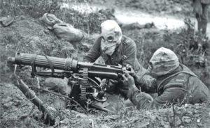 Magazine, Nicas en la gran guerra