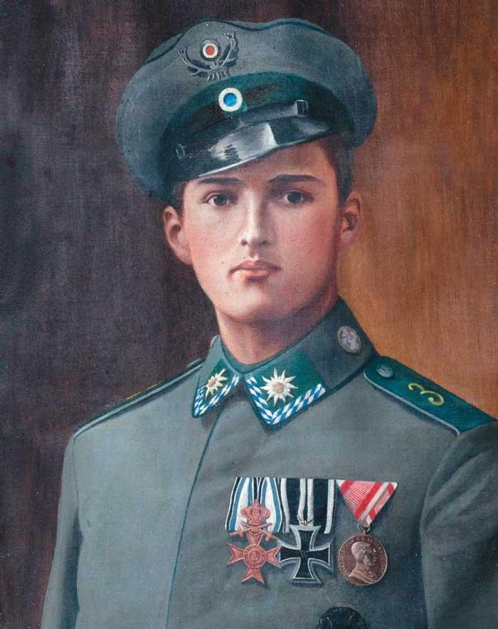 Alberto Vogl Baldizón, hijo de un inmigrante alemán y una nicaragüense. Magazine