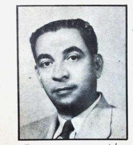 Luis Alberto Cabrales, poeta vanguardista, fue el líder de los Camisas Azules, grupos de choque somocista. Foto Reproducción del libro Ópera Parva, IHNCA.