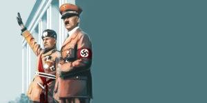 fascistas, Mussolini, Hitler, Nicaragua