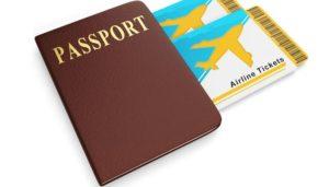 pasaporte, curiosidades, historia