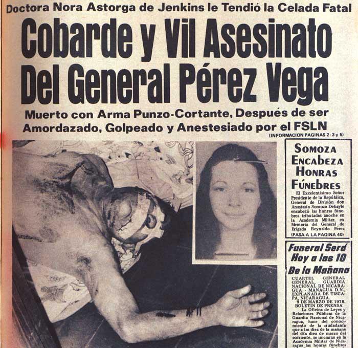 Primera Plana del diario Novedades del viernes 10 de marzo de 1978