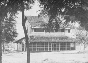 La casa de campo en las afueras de Chinandega o quinta Nina, se convirtió en una escuela por voluntad de la matriarca.