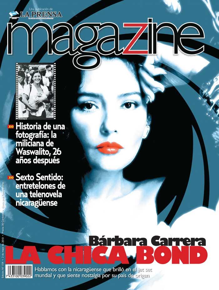 Magazine, mayo 2010