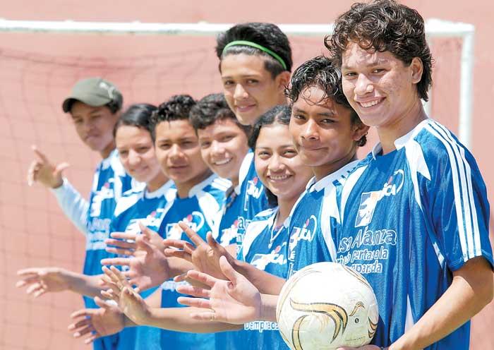 Mundial de Fútbol de Niños de la Calle