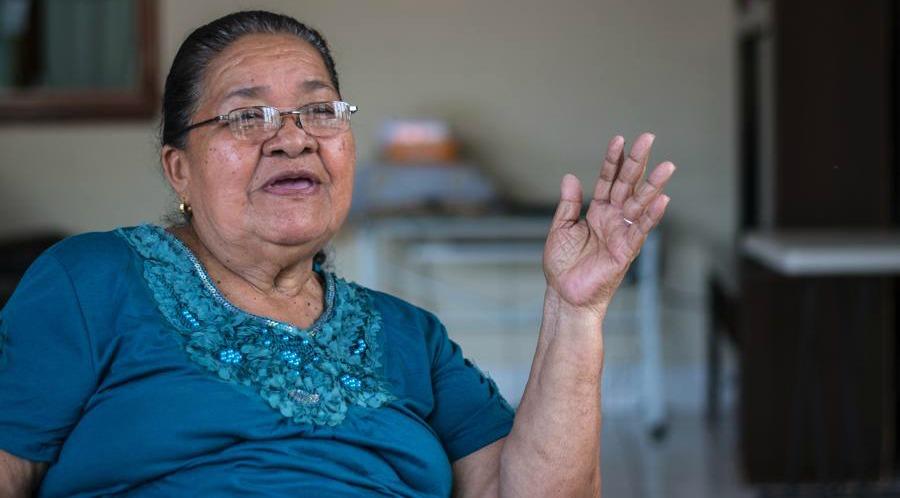 abuelas y sexo, Magazine Nicaragua