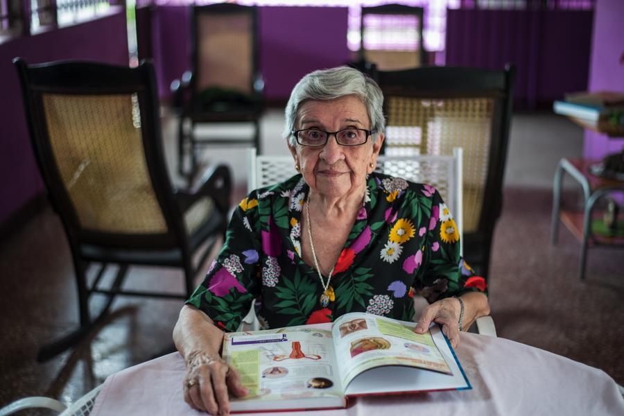 abuelas y sexo. Magazine Nicaragua