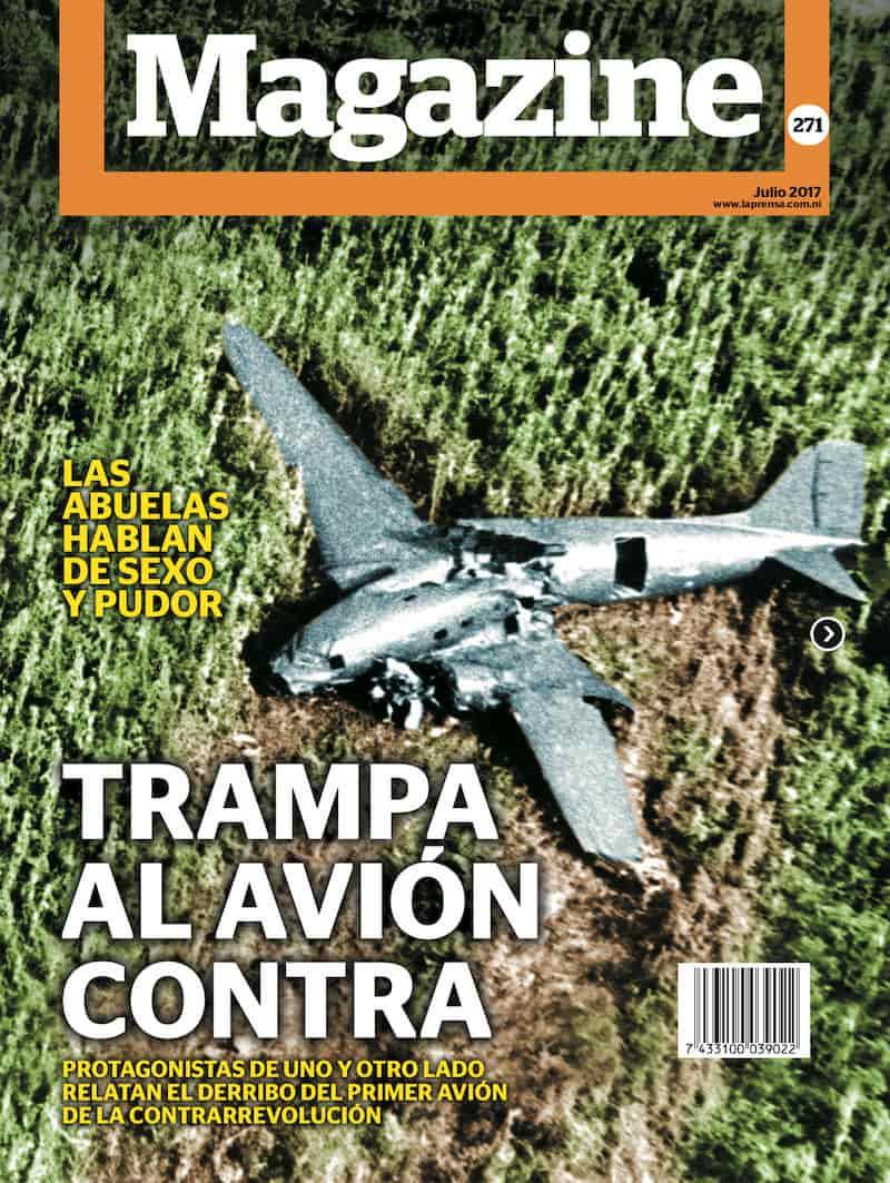 Portada Revista Magazine 271