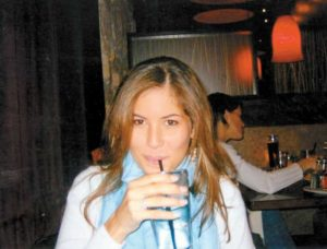 2006, Xiomara estuvo de visita en Boston, sitio donde vivía  su exnovio.