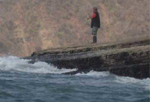 Un pescador artesanal de San Juan del Sur.