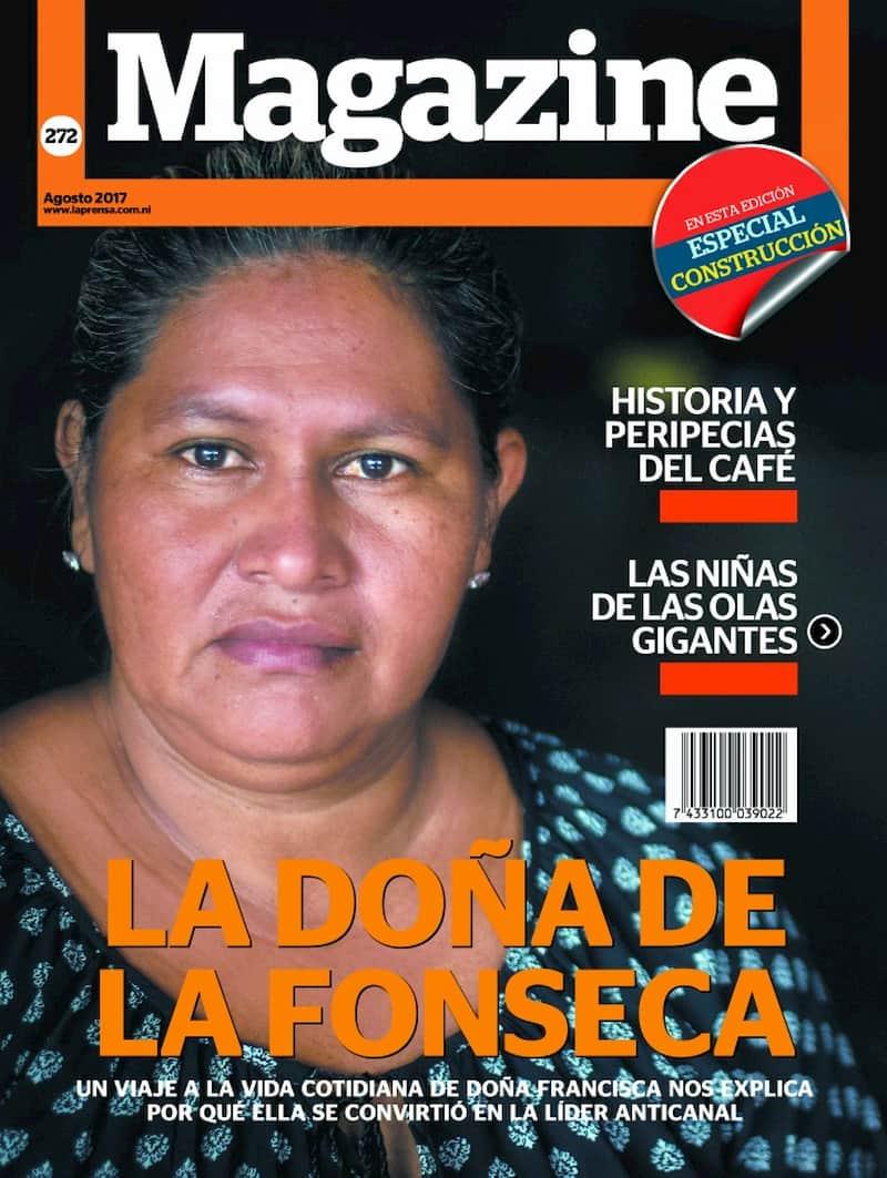 Portada Revista Magazine 272