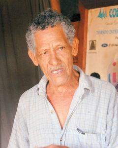 Eulogio Obando, de 73 años y montador nandaimeño, recuerda cuán alegres eran las fiestas en los años 50.