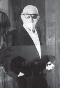 Mamerto Martínez, el actor español que le dio la oportunidad a don Fabio en los micrófonos.