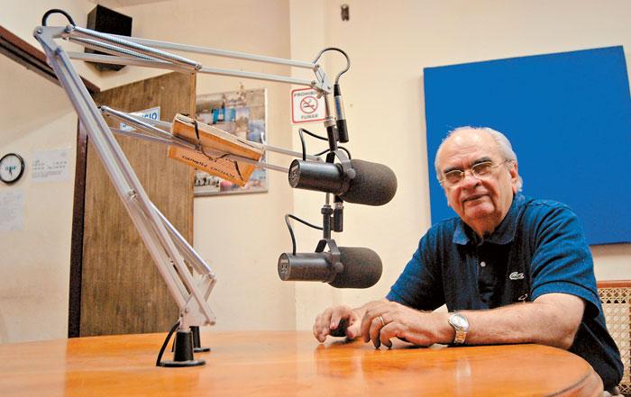 Foto de Mayerling García y Julio Molina