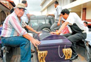 León vivió sus días más tristes recientemente. Una banda jefeada por José Ángel Rodríguez produjo una de las mayores mortandades. Los leoneses rezaban en las iglesias, miraban morir a los suyos o los llevaban a su última morada.