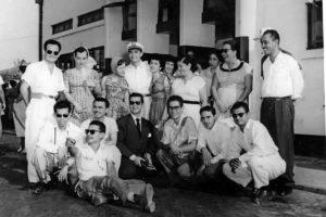El cuadro dramático de la radio La Voz de la América Central fue pionero de la radionovela nicaragüense.