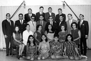 Entre los años sesenta y setenta el cuadro dramático de la Radio Mundial reunía a los mejores artistas del teatro del aire, según Joaquín Absalón Pastora.