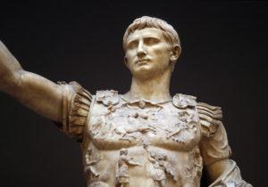 Augusto emperador romano
