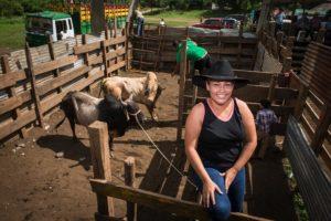 Eveling Pérez Rocha, de 28 años, originaria de Tipitapa, Managua.