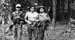 Guerrilleros del Frente Norte.