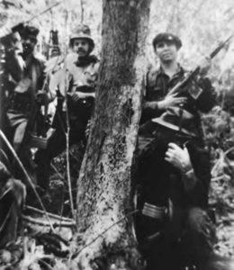 Combatientes del Frente Norte.